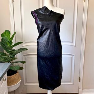 NWT ALEXANDER MCQUEEN Black Dress